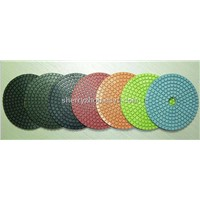 Angle Grinder Flexible Wet Polishing Pads