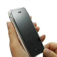Anti-spy screen protector for iPhone4