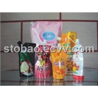 Automatic Beverage Pouch Packing Machine/Carbonated Sachet Packing Machine