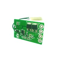 Battery Protection Circuit Board for 7.4V Power Tool