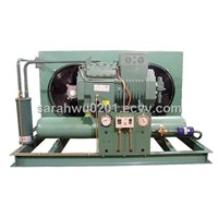 Bitzer Air Cooled Piston Compressor Condensing Unit