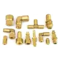 Brass Sanitary Fitting Parts