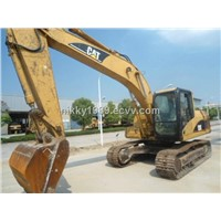 CAT 320C used excavator ,original USA  2006