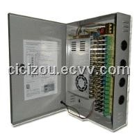 CCTV Power Supply 12V DC 30 Amp 18 channel HJ-18CH-30