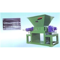 CD2880 double-shaft plastic shredder