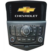 CL-3029,Car GPS DVD Player for Chevrolet Cruze, 7'' Screen
