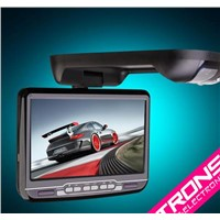 CR903: Flip Down Car DVD Player with 9 Inch Digital Screen