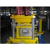 C Shaped Forming Machine/Structure Frame Forming Machine