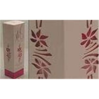 Cardboard Kraft Perfume Paper Packaging Boxes for Women's Cosmetic