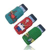 Cartoon Mobile Pouch, Iphone case, Iphone pouch, Ipone holder, Mobile case, Mobile holder
