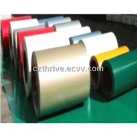 Color coated aluminum coil and strip
