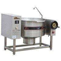 Commercial induction cooker Tilting Stock Pot
