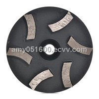 Concrete Grinding Head, Floor Polishing Disc