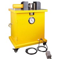 Copper and Aluminum Row Machine VHB-120 Electrical Rebar Cutting Tool