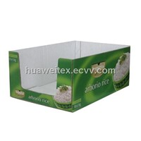 Corrugated Cardboard Display Carton