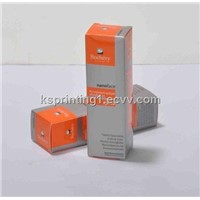 Cosmetic Personal Skin Care Paper Packaging Boxes Printing