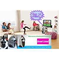 Creative Game console with Camera-Interactive TV-game system
