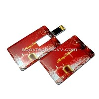 Credit Card USB Flash Drive/ Gifts USB Flash Drive/ Promotional USB Flash Drive