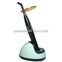 Dental Curing Light Led Cure Lamp Wireless dentistry Unit Powerful 2000mW