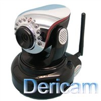 Dericam brand Megapixels Wireless IP  Camera (H501W)