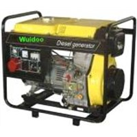 Diesel Generator Air Cooled WD2500CL