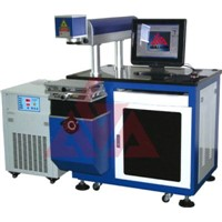 Diode side pump laser marking machine