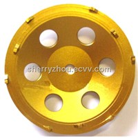 Double Row PCD Grinding Cup Wheels