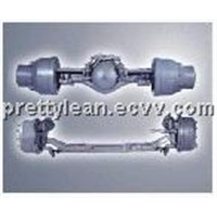 Drive AXLE HOWO SPARE PARTS