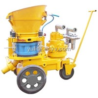 Dry Mix Shotcrete Machine for furnace lining Repairment