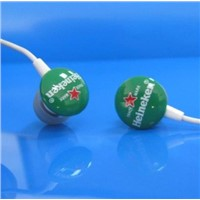 Earphones for Mobile Phones, MP3, MP4, iPhone, iPad