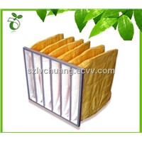 F8 medium bag air filter