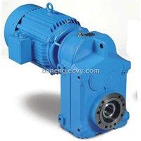 F Shaft-Mounting Helical Gearbox