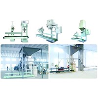 Fertilizer Auto-Weighing/Packaging Machine