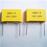 Film-Foil  Metallized polypropylene film capacitor-Box type