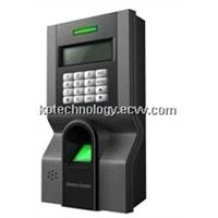Fingerprint Time Attendance Access Control F8 for office,can add ID EM IC card reader