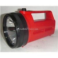 Flashlights, portable lamps, searchlights, emergency lights, the work of maintenance lights,