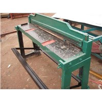 Foot Plate Shearing Machine / Cutting Machine