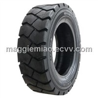 Forklift Industrial Tires 500-8 600-9 700-12 815-15