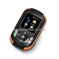 GPS personal tracker + data logger + mobile phone