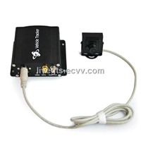 GPS Tracker with Camera