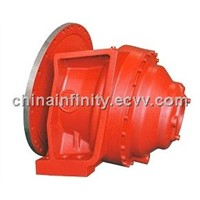 Gearboxes for trucks mixers