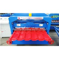 Glazed Steel Tile Roll Forming Machine/Roof Sheet Forming Machine(1080)