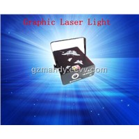 Graphic Laser Light