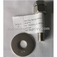 HEX BOLT/NUT/WASHER