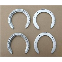 HORSE SHOES IN ALUMINUM