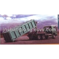Howo 6x4 Hook Loading Truck