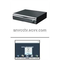 H.264 24CH Standalone DVR support mobile surveillance