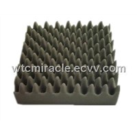 Heat insulation Wave Sponge Foam