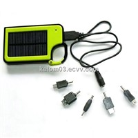 High Capacity,Crazy Price 1450mAh Portable Multifunction Solar Charger Manufacturer