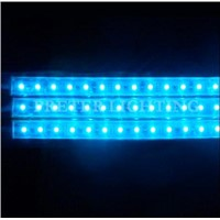 High Lumen 450 or 900lm RGB 5050 Aluminum Waterproof LED Light Bar 12v 120 Degree